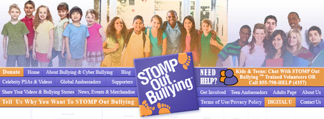 Keeping Children Safe | Stomp out Bullying | Stop the Digital Drama | Bullying In Schools | Scoop.it