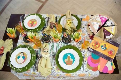 5 fun ways to create a kid-friendly Thanksgiving table | Dragon & Other Kids' Games | HTTYD | Scoop.it