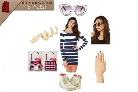 StyleCard Stylist: The Casual Sweater Dress | StyleCard Fashion Portal | StyleCard Fashion | Scoop.it
