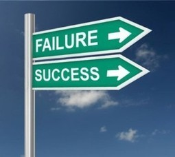 The Five Major Benefits Of Failure | Positive futures | Scoop.it