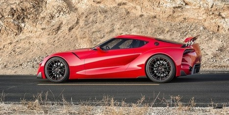Toyota FT-1: velocidad máxima, precio y especificaciones en Latam Review | Cars Reviews and News | Scoop.it