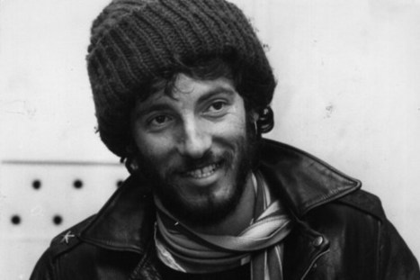 41 Years Ago : Bruce Springsteen's 'Greetings from Asbury Park, N.J.' Released | Bruce Springsteen | Scoop.it
