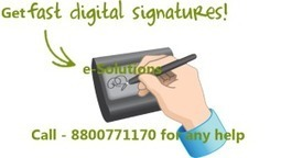 Top Reasons: Why e-Secure Services Prefers USB Token for the Storage of Digital Signature   Digital signature certificates provider   Scoop.it