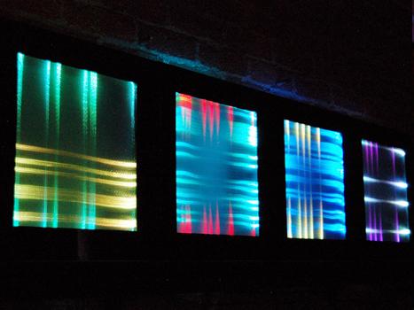 DIY Fiber Optic Fabric using RGB LEDs | Arduino Focus | Scoop.it