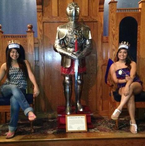 Tweet from @erikadeanne_ | historical medieval battle | Scoop.it