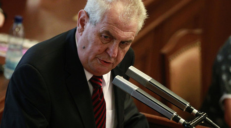 'Turkey acts like ISIS ally, should not be EU member'– Czech president | Unthinking respect for authority is the greatest enemy of truth. | Scoop.it