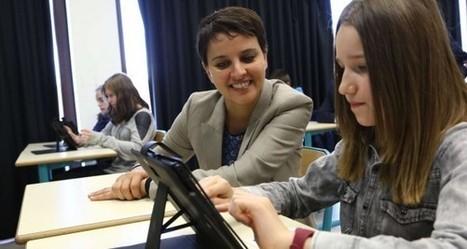 « Banque de ressources numériques » pour les cycles 3 et 4 : résultats de l'appel d'offres - L'école change avec le numérique | Ressources pédagogiques, former par le numérique | Scoop.it