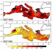 Nouveaux scénarios d'évolution pour la mer Méditerranée à la fin du siècle | Un peu de tout et de rien ... | Scoop.it