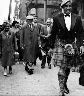 Sonny Liston in Scotland | Culture Scotland | Scoop.it