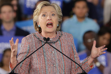 #Hillary full of shit & #lies #Clinton is 'pissed' about latest #WikiLeaks dump   USA the second nazi empire   Scoop.it