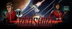 Social Simulation Game Redshirt Is Everything Great About Space Operas ... - The Mary Sue | Funny Statuses on Facebook | Scoop.it