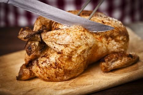 Your Chicken Dinner in Reverse - PETA | Veganism | Scoop.it