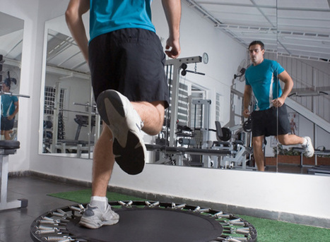 A Fitness Trend Men Should Try: Trampoline Workouts | Trampolines Online | Scoop.it