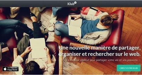 Facebook, Twitter et Klubup ? | L'Atelier: Disruptive innovation | Android's World | Scoop.it