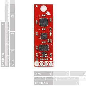 IMU 9 DoF Accéléromètre, Gyro et Magnétomètre - RobotShop | Veille sur les Quadricoptères en DIY | Scoop.it