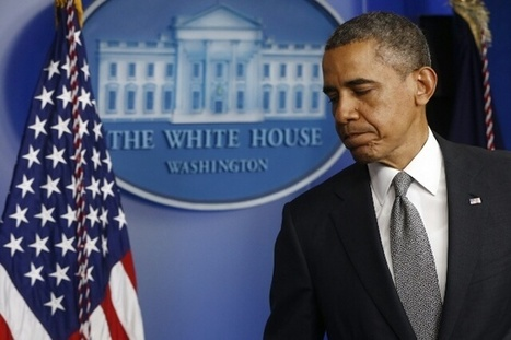 Poll: More Americans View Obama Unfavorably Than Favorably | anonymous activist | Scoop.it