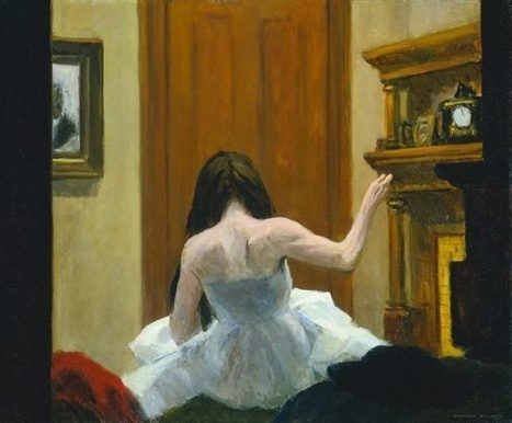 La pittura di Edward Hopper | Enseñar Geografía e Historia en Secundaria | Scoop.it