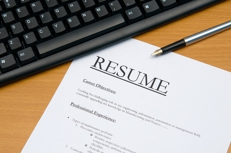 Spring Clean Your Resume | Interviewing & Job Hunt | Scoop.it
