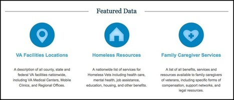 VA Launches Open Data Webpage | VAntage Point | Open Government Daily | Scoop.it