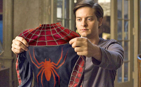 Sam Raimi knows he 'messed up' on Spider-Man 3 - Entertainment Weekly | Comic Book Trends | Scoop.it