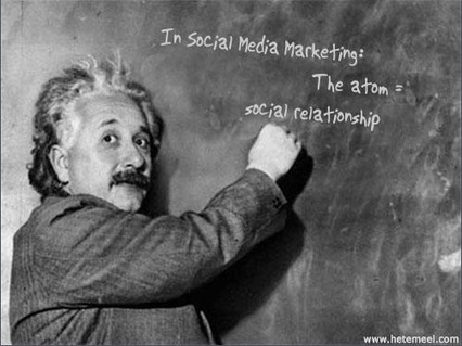 9 Laws of Social Media Marketing | MarketingHits | Scoop.it