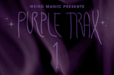 Weird Magic launches record label with Purple Trax compilation | DJing | Scoop.it