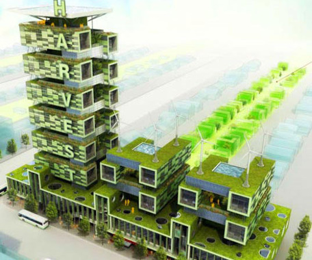 Smarter Cities: Vertical Farming Could Ease World's Agricultural Woes | Vertical Farm - Food Factory | Scoop.it