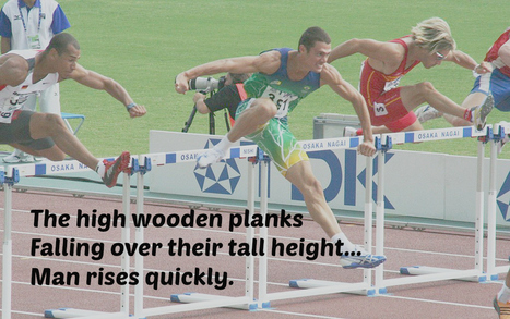 My love-hate relationship with hurdles | News from the Muse | Scoop.it