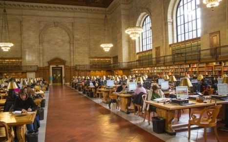 Why Libraries Should Be the Next Great Start-Up Incubators | Nouveaux lieux, nouveaux apprentissages | Scoop.it