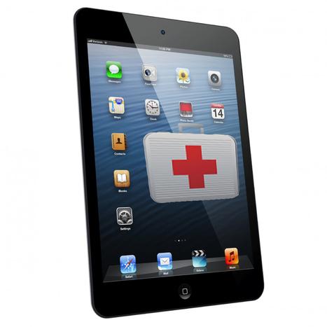El 16% de los adultos con smartphone o tablet accede a aplicaciones de salud con regularidad | COMunicación en Salud | Scoop.it