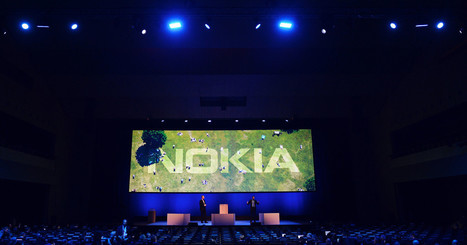 Hey, Nokia Isn't Just a Company That Used to Make Phones | Latest M2M & IoT News | Scoop.it