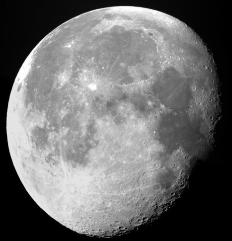 Do-It-Yourself Guide to Measuring the Moon's Distance | Topics in Astronomy | Scoop.it