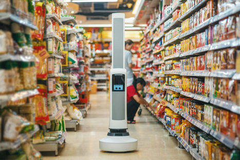 Tally, le robot du retail qui s'attaque aux ruptures en magasin | Des robots et des drones | Scoop.it