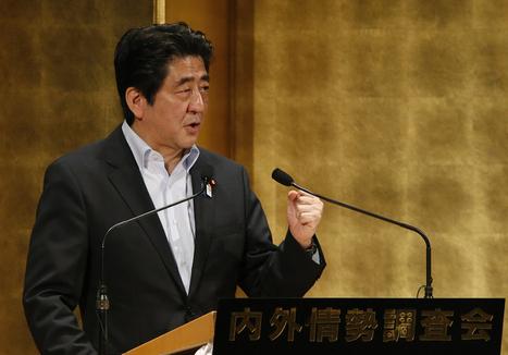 Le Japon plus positif sur l économie pour la 1ère fois en 4 mois | Trade In Bourse | Scoop.it