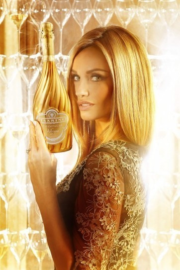 Slovakian model launches #Champagne brand in collaboration with Lanson | Vitabella Wine Daily Gossip | Scoop.it