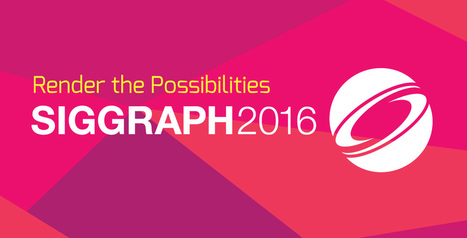 SIGGRAPH 2016 | paracode001 | Scoop.it