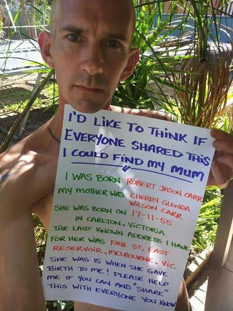 An Aussie | help me find my birth relatives | Scoop.it