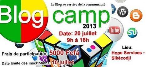 BlogCamp Bénin: première édition | Tic-Time | TicTime | Scoop.it