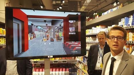 Comment Intermarché, Darty et McDonalds digitalisent leurs magasins | Distribution & Channels | Scoop.it