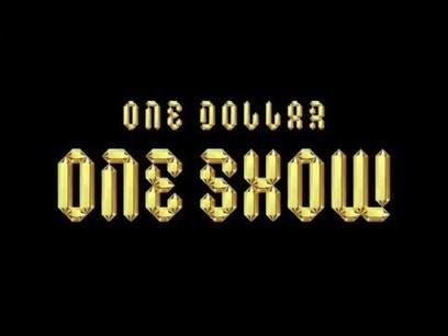 Consigue un One Show por sólo 1 $ | Publicidad y comunicación | Scoop.it
