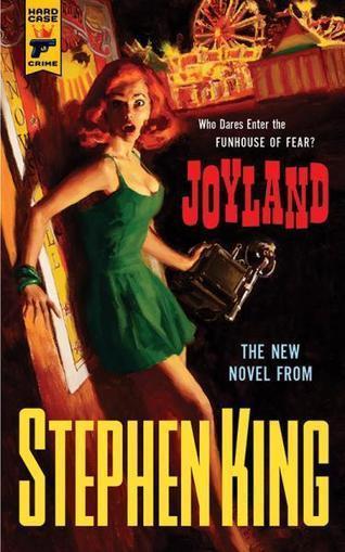 "Stephen King : ""Joyland ne sera pas publié en ebook"" - MyBoox | Digital publishing | Scoop.it"