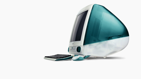 Steve Jobs Almost Named The iMac The MacMan, Until This Guy Stopped Him | Advertising, I say | Scoop.it