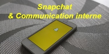 Utiliser Snapchat en communication interne | Communication interne & Numérique | Scoop.it