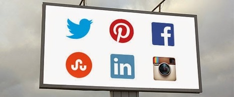 Social Media Advertising: A Beginner's Guide | Social Media Publishing and Curation | Scoop.it