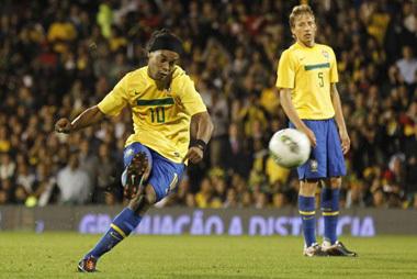 Ronaldinho le tira a los Olímpicos | Fútbol | Scoop.it