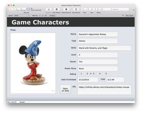 Create a Custom App in Less Than an Hour with Minimal Programming! | FileMaker News | Scoop.it