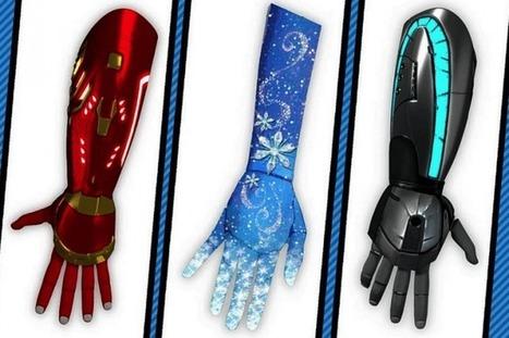 Open Bionics : des prothèses de super-héros pour les enfants | e-santé,m-santé, santé 2.0, 3.0 | Scoop.it