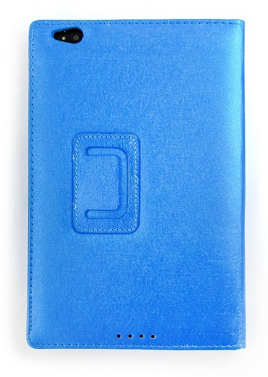 Pipo T9 - Housse cuir Bleue | Tablettes tactiles | Scoop.it