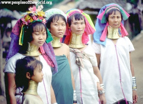 Indigenous Peoples of the World - The Karen | Tribal Expression | Scoop.it