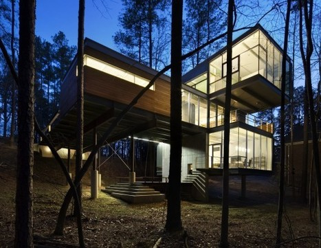 George Matsumoto Prize for North Carolina Modernist Residential Design Competition | The Architecture of the City | Scoop.it